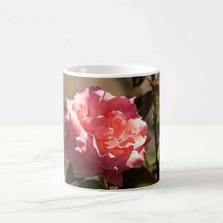 Pink Rose Blossom Mugs