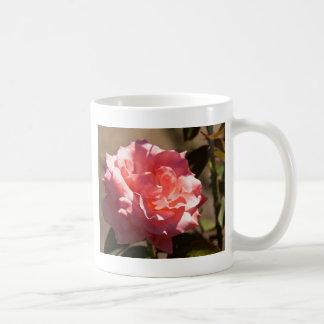 Pink Rose Blossom Coffee Mug