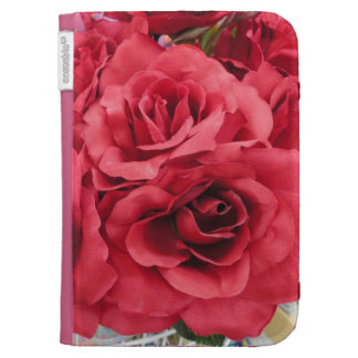 PINK ROSE BOUQUET KINDLE KEYBOARD COVERS