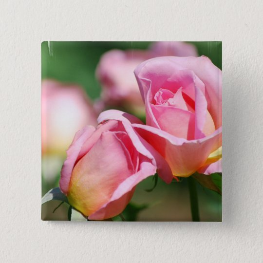 Pink Rose Bud  Pin