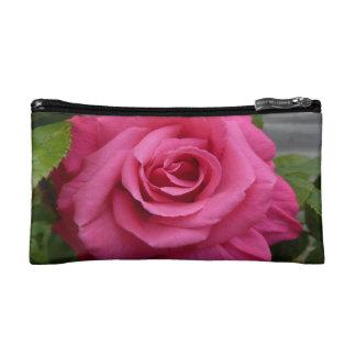 Pink Rose Cosmetics Bags