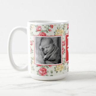 Pink Rose Elegant Wallpaper | LOVE with Photos Coffee Mug