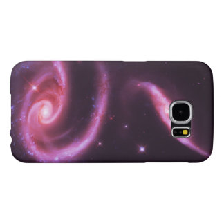 Pink Rose Galaxies Samsung Galaxy S6 Cases