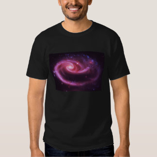 Pink Rose Galaxies T-shirt