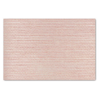 Pink Rose Gold Blush Metallic Peach Silver Matt Tissue Paper