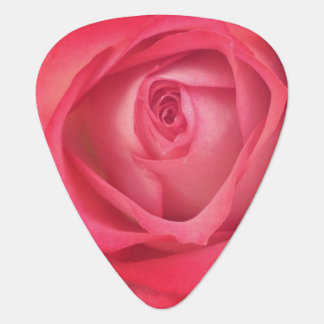 Pink Rose Guitar Picks