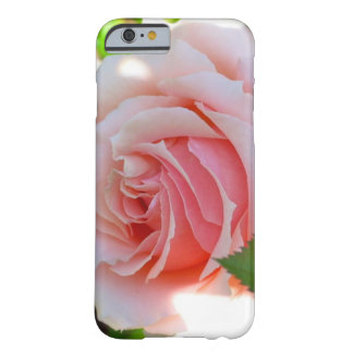 Pink Rose iPhone 6 case Barely There iPhone 6 Case