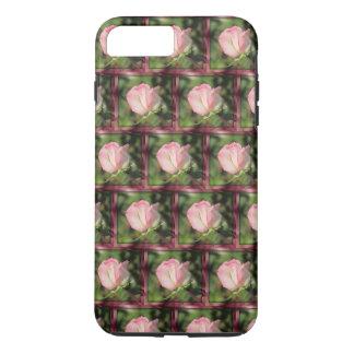 Pink Rose iPhone 8 Plus/7 Plus Case