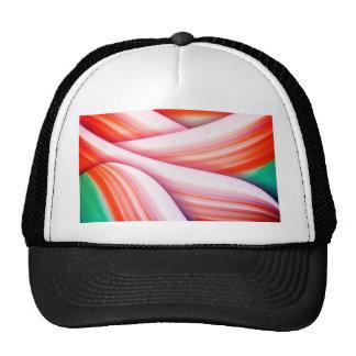 Pink rose pastel colour Beautiful Gradient Digital Cap