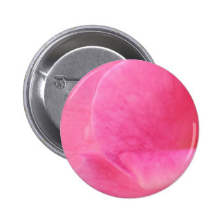 Pink Rose Petal Art  -  Theme Decorations 6 Cm Round Badge