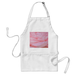 Pink Rose Petals Aprons