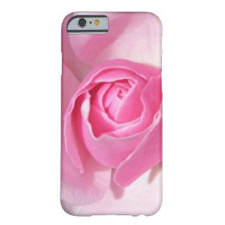 Pink rose phone case