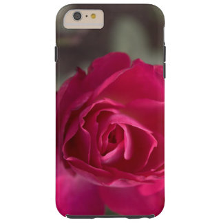 Pink rose phone case
