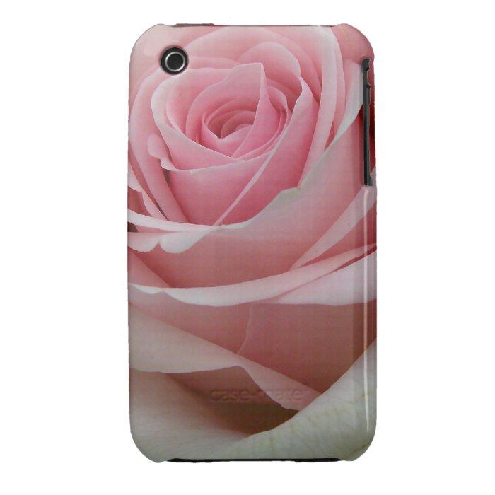 Pink Rose, Romantic iPhone 3G/3GS Case