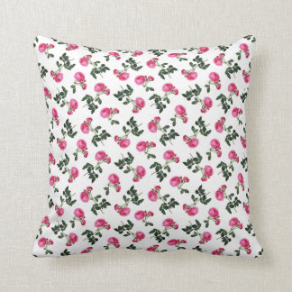Pink Victorian Pillows : Victorian Pink Rose Cushions - Victorian Pink Rose Scatter Cushions Zazzle.co.uk