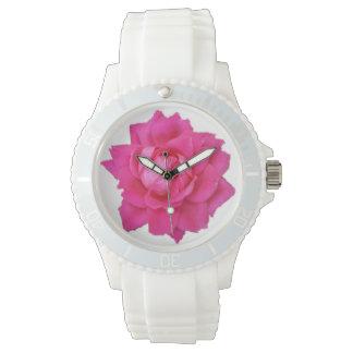 Pink Rose Watch