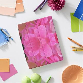 Pink Rose Wreath iPad Case iPad Cover