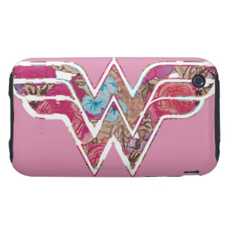Pink Rose WW iPhone 3 Tough Case