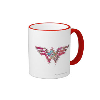Pink Rose WW Coffee Mug