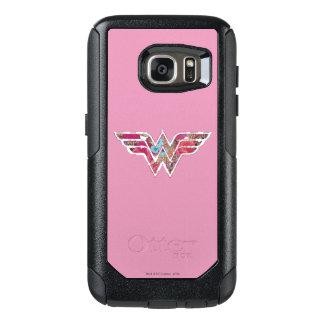 Pink Rose WW OtterBox Samsung Galaxy S7 Case