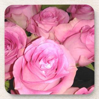 Pink Roses Coaster