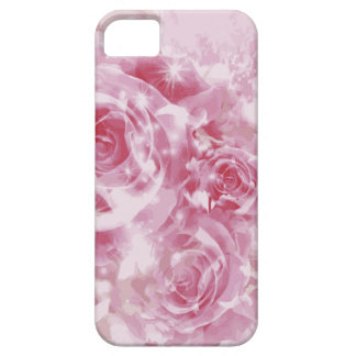 Pink Roses for Clara iPhone 5 Cases