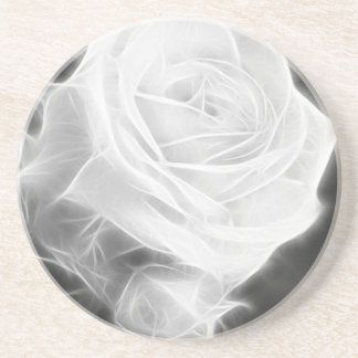 Pink Roses in Anzures 2 Crystal Coasters