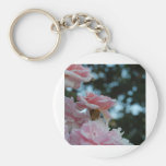 Pink Roses Keychains