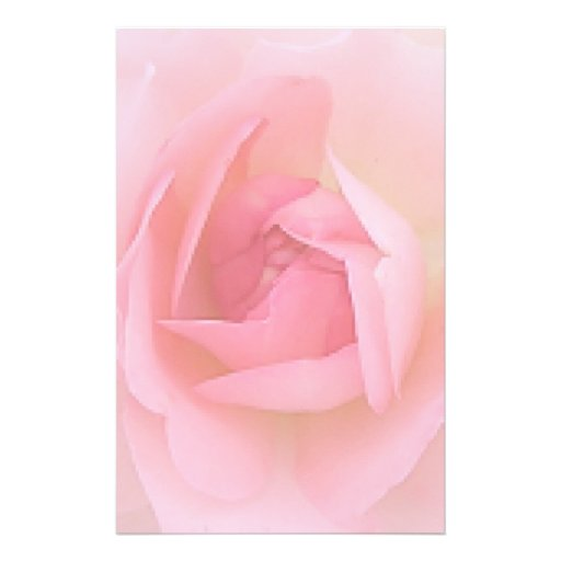 Pink Roses Mother's Day Stationery Design