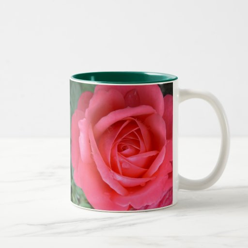 Pink Roses Mug Coffee Cup Beautiful Rose Decor Zazzle
