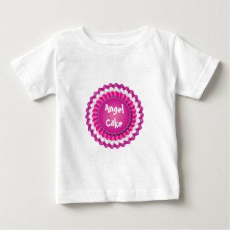 Pink Rosette Baby T-Shirt