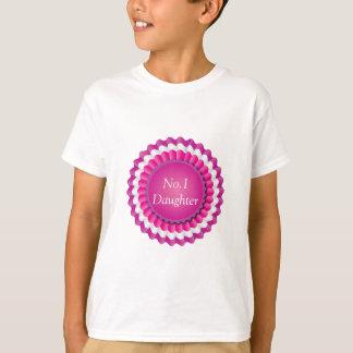 Pink Rosette T-Shirt