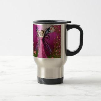 Pink Rosy Mug