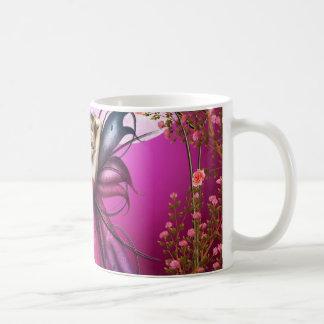 Pink Rosy Mugs