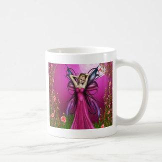 Pink Rosy Coffee Mug