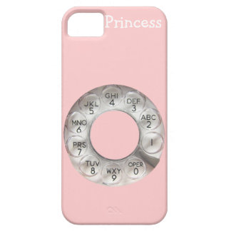 Pink Rotary Phone iPhone 5 Case For The iPhone 5