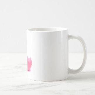 Pink Rubber Duck Basic White Mug