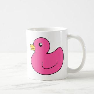Pink Rubber Duck Mug