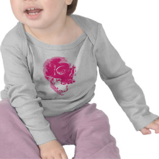 pink scull t-shirts