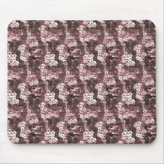 Pink Sequins Mousepad