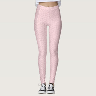 Pink shades leggings