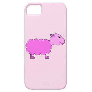 Pink Sheep Barely There iPhone 5 Case