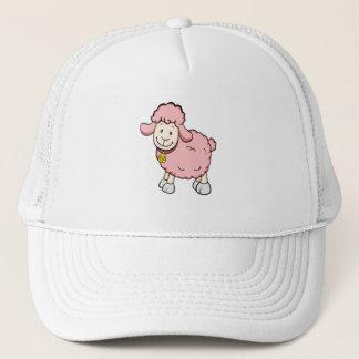 Pink Sheep Hat