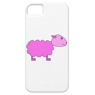 Pink Sheep. iPhone 5 Cover