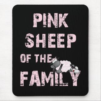 Pink Sheep Mousepad