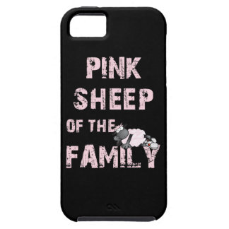 Pink Sheep of the Family iPhone 5 Case