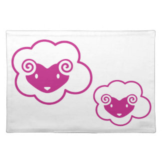 PINK SHEEP PLACEMAT