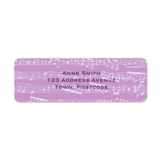 Pink Sheet Music