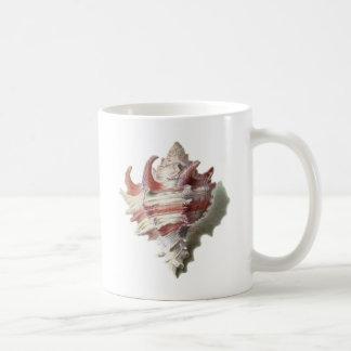 Pink Shell Coffee Mug