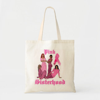 Pink Sisterhood Tote Bag